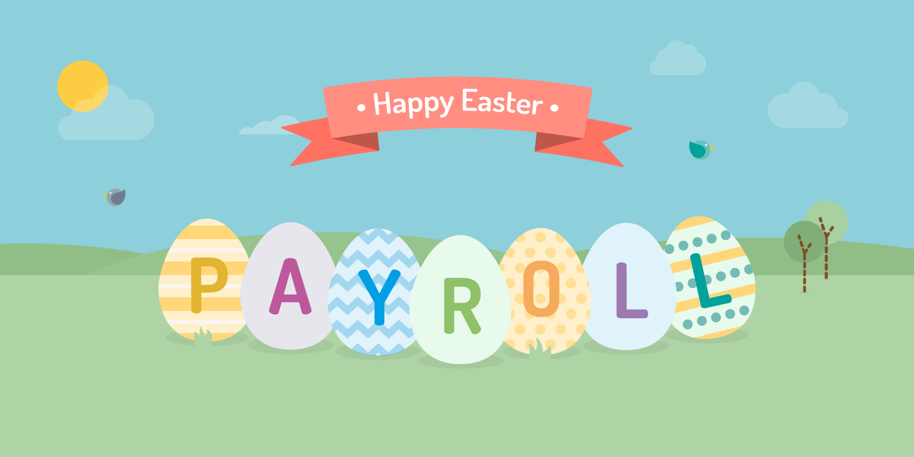 Easter payroll