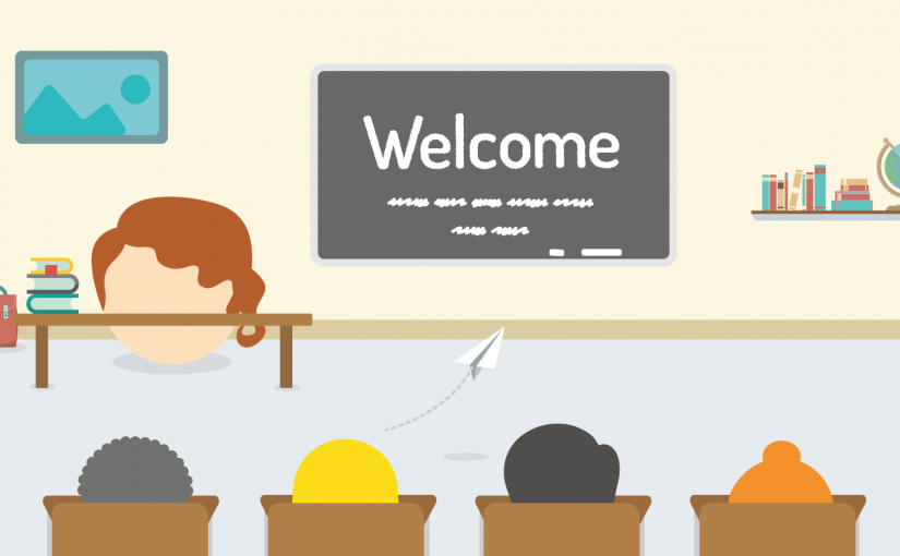Welcome supply teacher