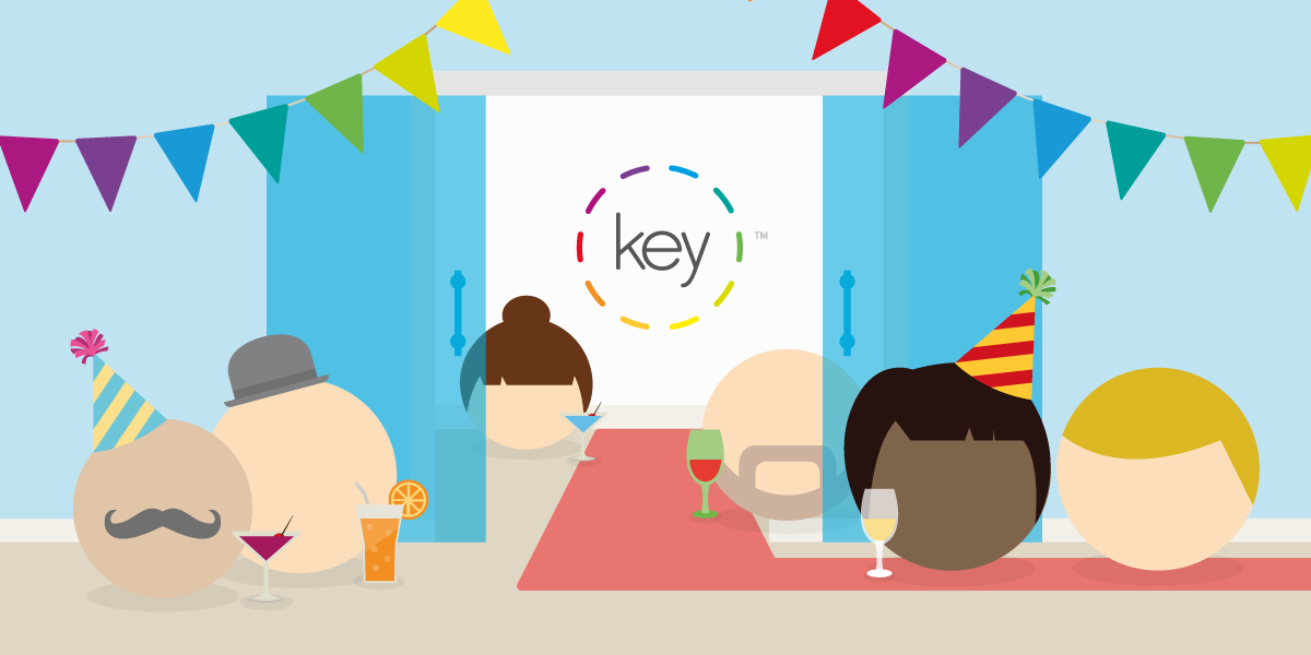 Welcome to Key party